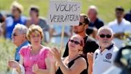 Versammlungsverbot in Heidenau