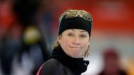 """Claudia Pechstein übte scharfe Kritik: """"Diesen Verband kann ich so nicht gebrauchen."""""""