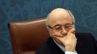 Blatter bleibt beim IOC auf der Strecke