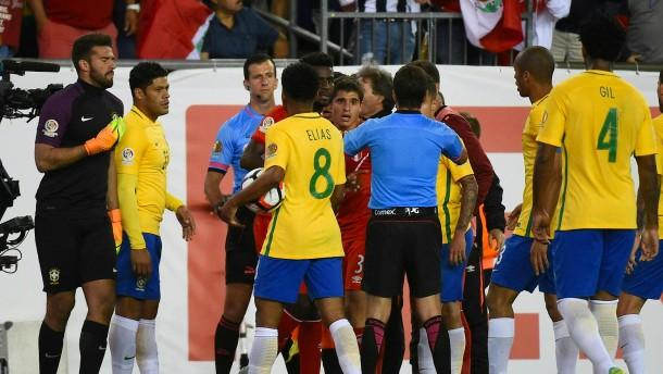 Brasilien scheitert in der Vorrunde