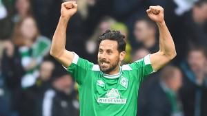 Werder Bremen jubelt und trauert zugleich