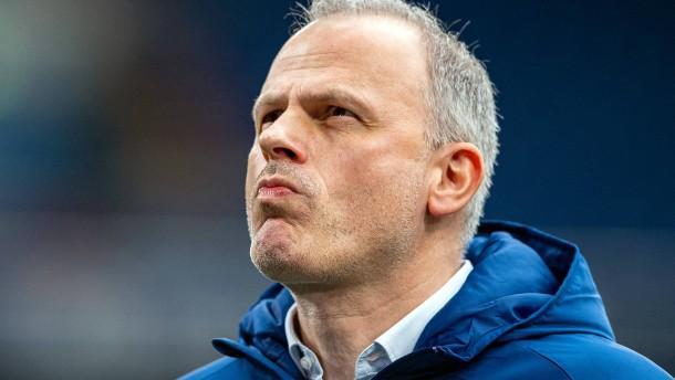 Aus für Schalkes Sportvorstand Schneider