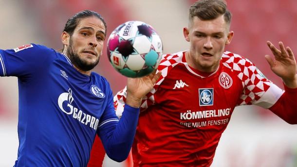 Kein Befreiungsschlag für Mainz 05