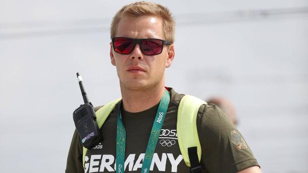 Deutscher Kanu-Trainer Henze in Rio gestorben