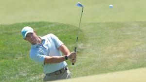 Golfstar McIlroy auf neuer Flugbahn unterwegs