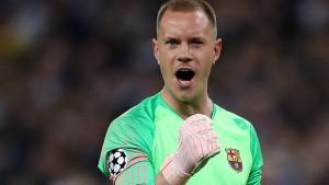 """Der """"Messi in Handschuhen"""" begeistert Barcelona"""