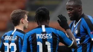 Inter Mailand stellt Spielbetrieb komplett ein