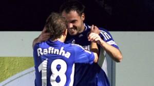Schalker Leistung reicht für Bundesliga-Spitze