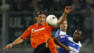 Die Stürmer bescheren Schalke Platz zwei