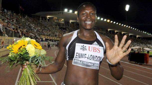 Hürdenläufer mit Doping-Mitteln beliefert