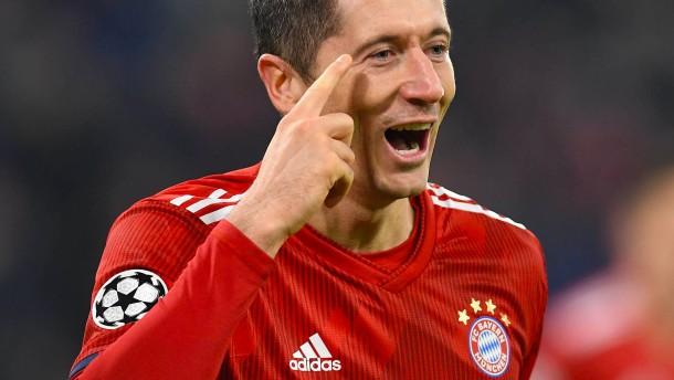Haben die Bayern Dusel bei der Auslosung?