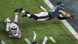 Ersatz-Quarterback führt Eagles zum Super-Bowl-Sieg