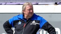 Der Hamburger SV ist schon wieder gescheitert