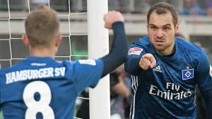 HSV spielt remis – Union jetzt Zweiter