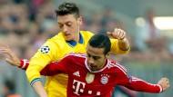 Bayern gegen Arsenal – Pech für Gladbach