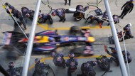 Der Boxenstopp in der Formel 1 wird wieder aufregender: Nachtanken kommt zum Reifenwechseln dazu
