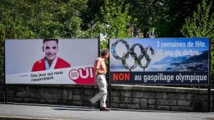 Die Schweizer sind skeptisch