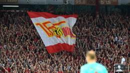 Union Berlin lässt sich die Laune nicht verderben