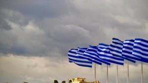 Griechenland auf letztem Platz in der EU