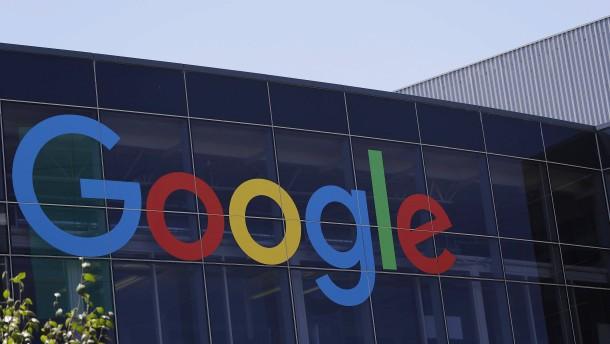 Google und Co. sollen in Europa mehr Steuern zahlen