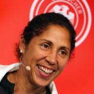 Steffi Jones übernimmt die Frauenfußball-Nationalmannschaft von Silvia Neid.