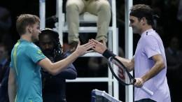 Tennisspieler müssen auch Nein sagen können
