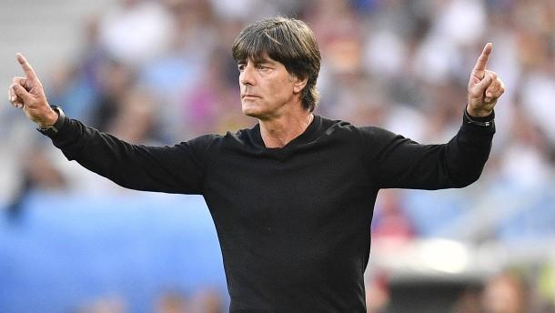 Der Bundestrainer wagt viel – und gewinnt