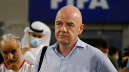 Niederlage für Fifa und Infantino