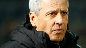 Dortmund macht sich Sorgen vor dem Showdown