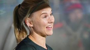 Machtdemonstration der Wolfsburger Frauen