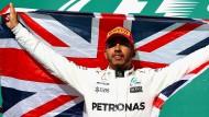 Formel 1 in Austin: Hamilton kommt WM-Titel ganz nah