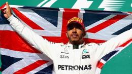 Hamilton kommt dem WM-Titel ganz nah