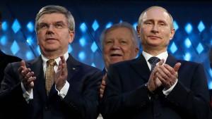 IOC-Präsident Bach muss jetzt handeln