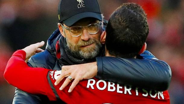 Liverpool schießt sich für die Bayern warm