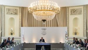 Gegen das Monopol des IOC