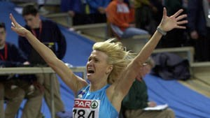 Zwei Frauen-Weltrekorde bei Hallen-EM