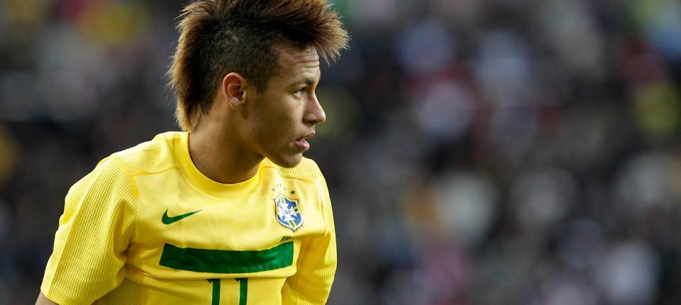 Brasiliens Jungstars Kostbare Fussballkunst Fussball Faz