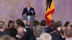 """""""Nicht deutsches Europa, sondern europäisches Deutschland"""""""