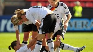 Grings schießt Deutschland zum dritten Sieg