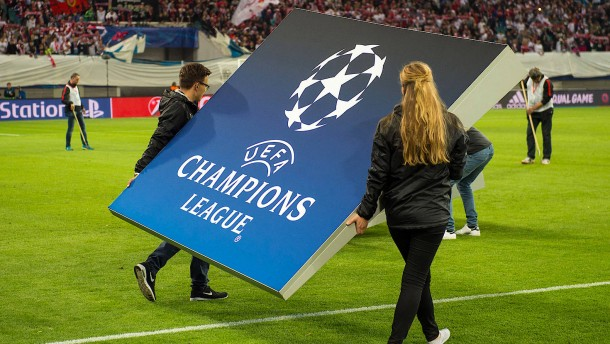 Uefa droht enormer Verlust