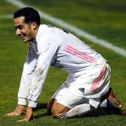 Am Boden: Real Madrid und Lucas Vazquez