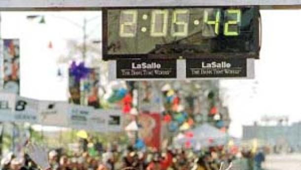 Der Traum vom Tellerwäscher zum Marathon-Weltmeister