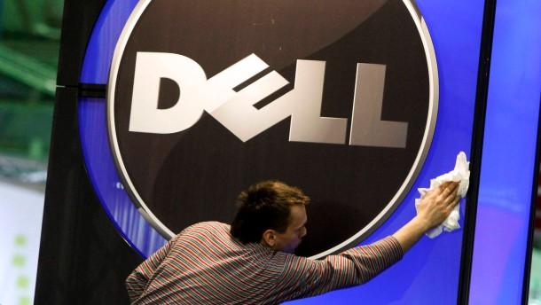 Dell verhandelt angeblich mit den Investmentfirmen TPG Capital und Silver Lake über eine Übernahme