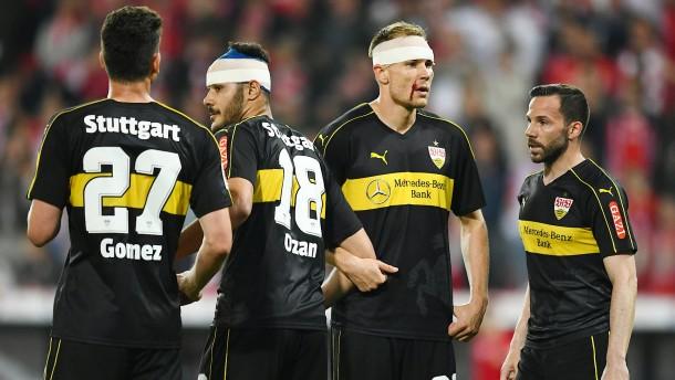 Die dunkelste Stunde des VfB Stuttgart