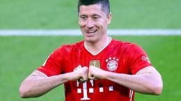 Die letzten Ziele des FC Bayern