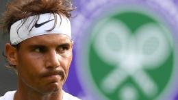 Nadal verzichtet auf Wimbledon und Olympia