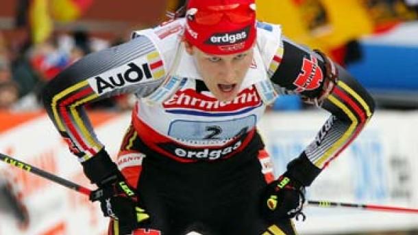 Deutsche Damen-Staffel wieder von Russland geschlagen