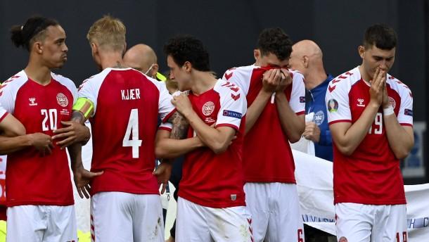 Uefa hat Fürsorgepflicht verletzt
