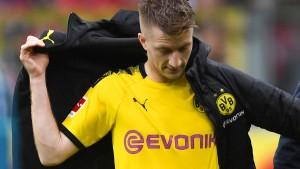 Großer Ärger und miese Stimmung bei Dortmund