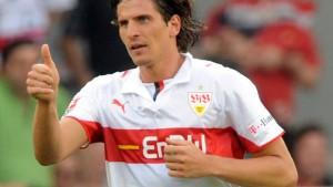 """Der """"andere"""" Gomez meldet sich beim VfB zurück"""